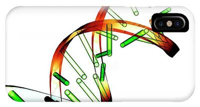 Genetic Material Phone Cases