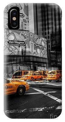 Van Wagner - Colorkey IPhone Case