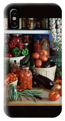 Vegetables For Pickling IPhone Case