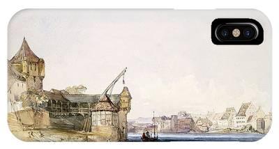 Rhine River Phone Cases