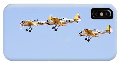 IPhone Case featuring the photograph Vintage Aircraft 1 by Richard J Thompson