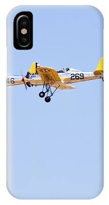 Vintage Aircraft 1 IPhone Case by Richard J Thompson