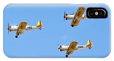 IPhone Case featuring the photograph Vintage Aircraft 2 by Richard J Thompson