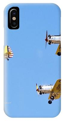 Vintage Aircraft 2 IPhone Case by Richard J Thompson