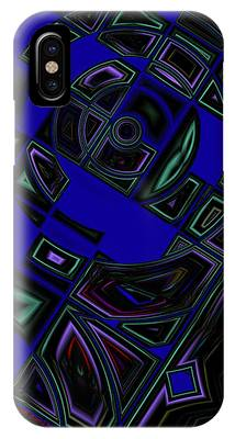 Vinyl Blues IPhone Case