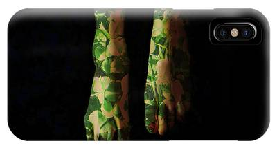 Walking In Clover IPhone Case