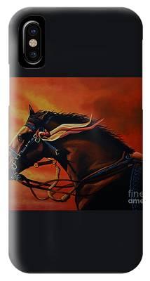 Horse Artwork Phone Cases