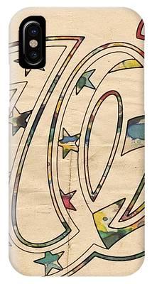 Washington Nationals Logo Vintage IPhone Case by Florian Rodarte