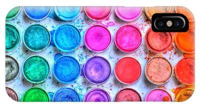 Painter iPhone Cases
