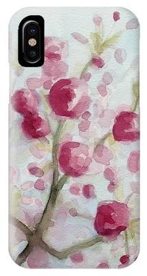 Cherry Tree Phone Cases