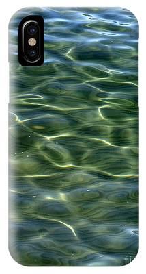 Waves On Lake Tahoe IPhone Case