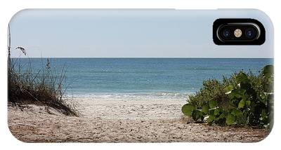Welcome To The Beach IPhone Case