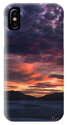 Alpen Glow Phone Cases