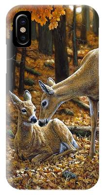 White-tailed Phone Cases