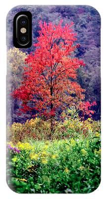 Wildwood Flowers IPhone Case