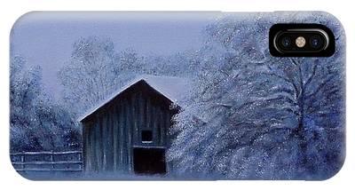 Windberg Barn IPhone Case