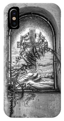 Window On The Crypt IPhone Case