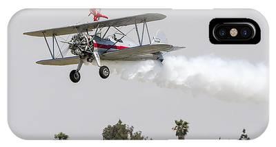 Wing Walker 1 IPhone Case