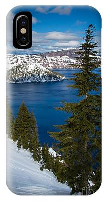 Crater Lake Phone Cases