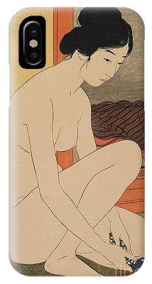 Nude Asian Phone Cases