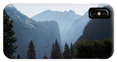 Yosemite Valley Daybreak IPhone Case