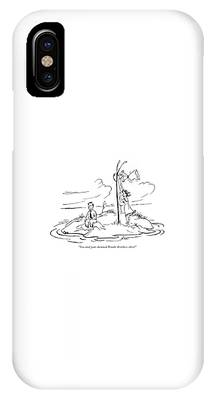Shipwreck Drawings iPhone Cases