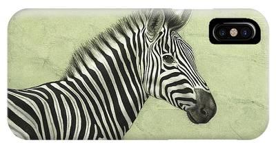 Zebra Phone Cases