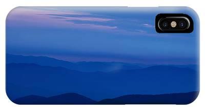 Blue Ridge Mountains Phone Cases