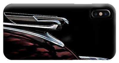 Vintage Hood Ornament Phone Cases