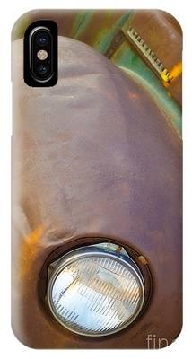 1941 International Truck Fender IPhone Case