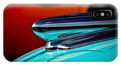 Pin Stripe iPhone X Cases