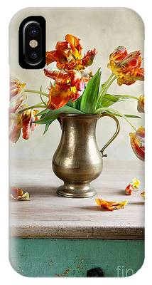 Cut Flowers Phone Cases