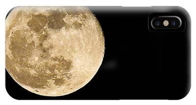 2012 Super Moon IPhone Case