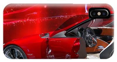 2013 Lexus L F - L C IPhone Case