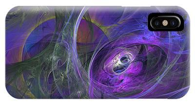 Aquarius 49 IPhone Case