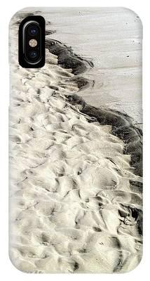 Beach Sand IPhone Case