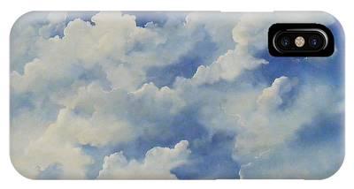 Blue Ridge Vista...sold  IPhone Case