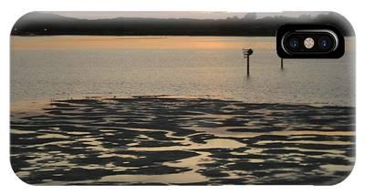 Bodega Bay Sunset IPhone Case
