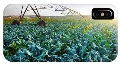 Agronomy Phone Cases