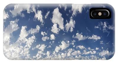 Cloudy Sky IPhone Case