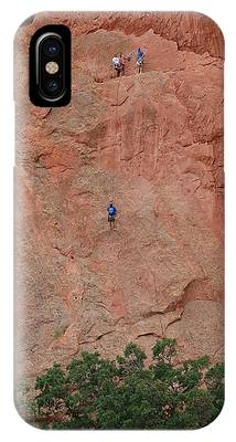 Coming Down The Mountain IPhone Case
