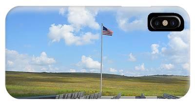 Flight 93 Memorial IPhone Case