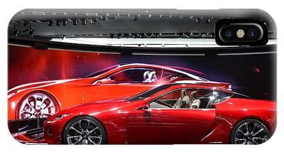 Lexus Lf-lc IPhone Case