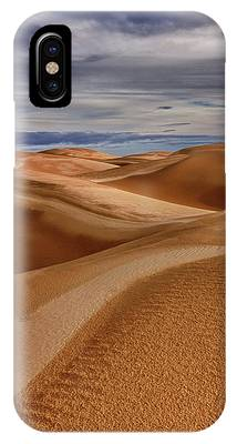 Lines To Infinity IPhone Case