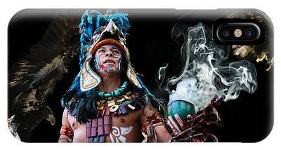 Mayan Spirit IPhone Case
