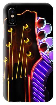 Neon Bridge IPhone Case