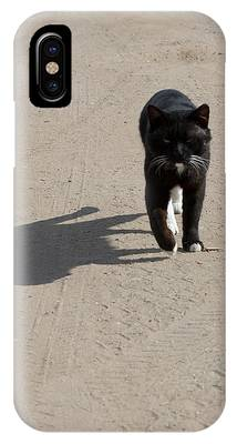 IPhone Case featuring the photograph Owner by Michael Goyberg