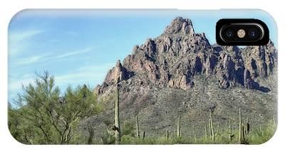 Ragged Top Mountain Panorama IPhone Case