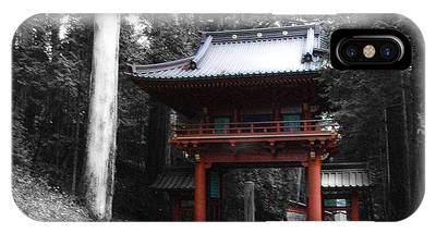 Pagoda Phone Cases