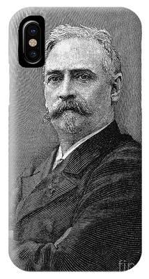 Richard Morris Hunt Phone Cases